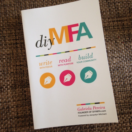 DIY MFA my copy