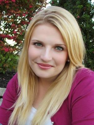 Rebecca's Author photo