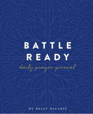 DailyBattleReadyPrayerJournal