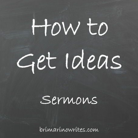 How to Get Ideas (1)